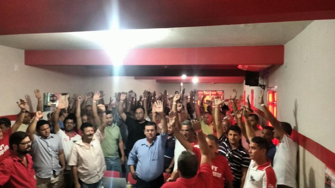 Imagem de Natal: Rodoviários aprovam avanços no Sindicato