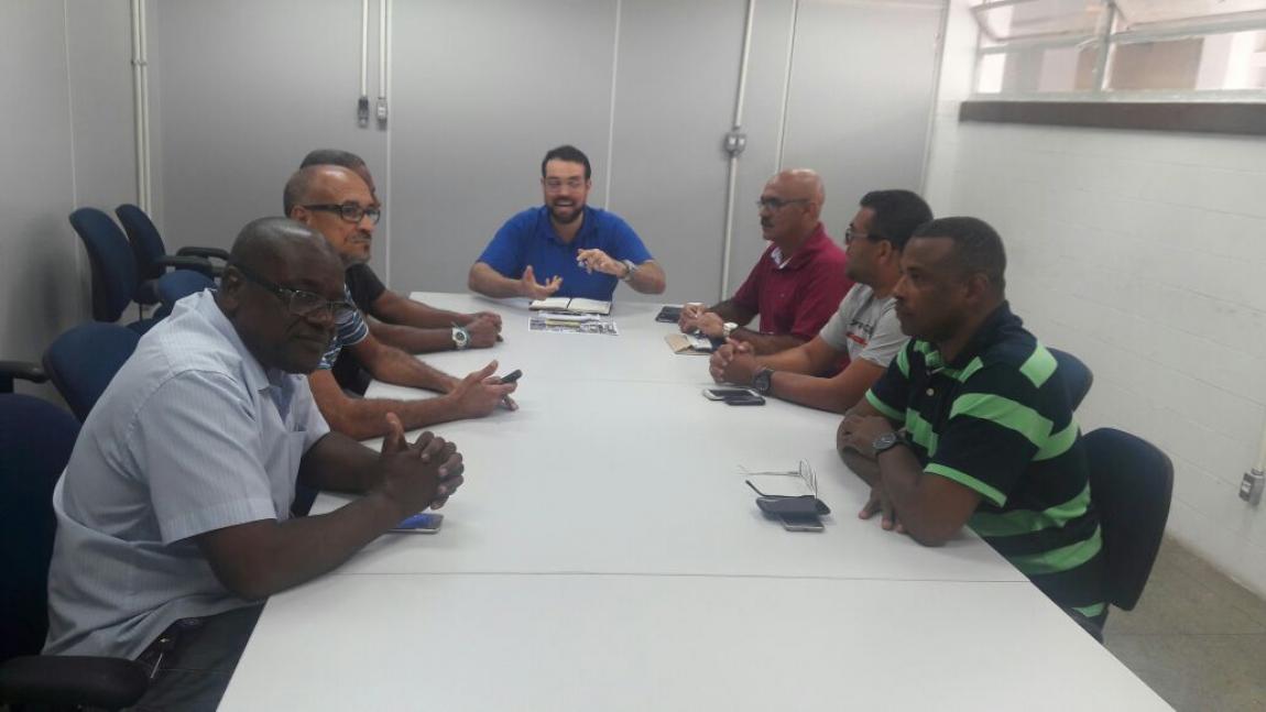 Imagem de Bahia: Rodoviários se reúnem com SEMOB para resolver problema de mobilidade