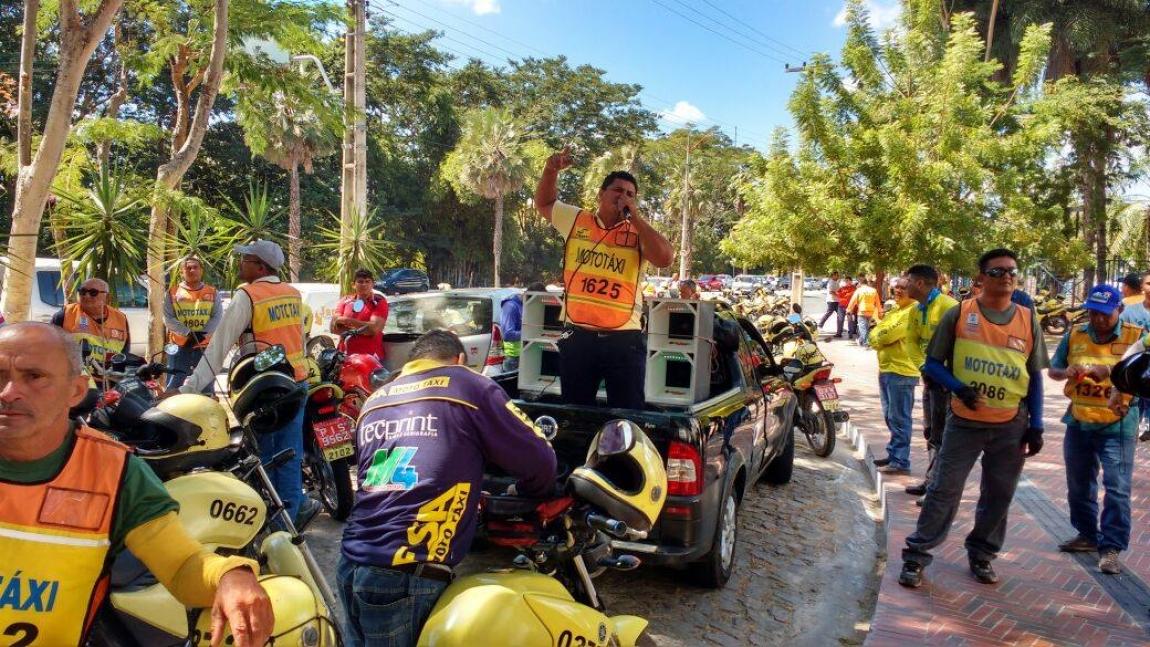 Imagem de Piauí: Chapa 1 cutista dos Mototaxistas vence eleição sindical