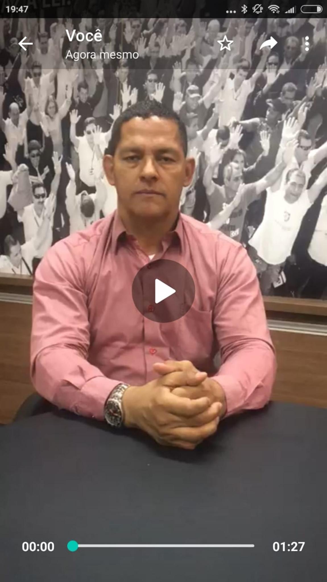 Imagem de Paulinho apoia candidaturas de Arlindo Chinaglia, Maurício Brinquinho e de Haddad para Presidência da República