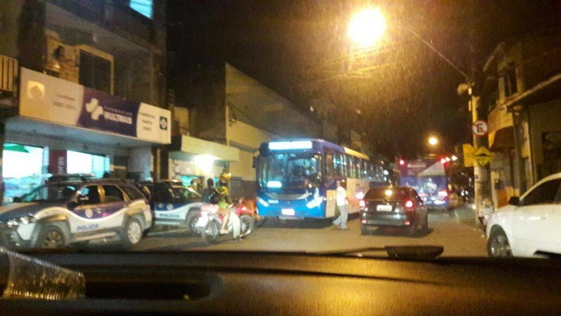 Imagem de Bahia: Após intervenção do Sindicato dos Rodoviários, policiamento é reforçado em bairros de Salvador