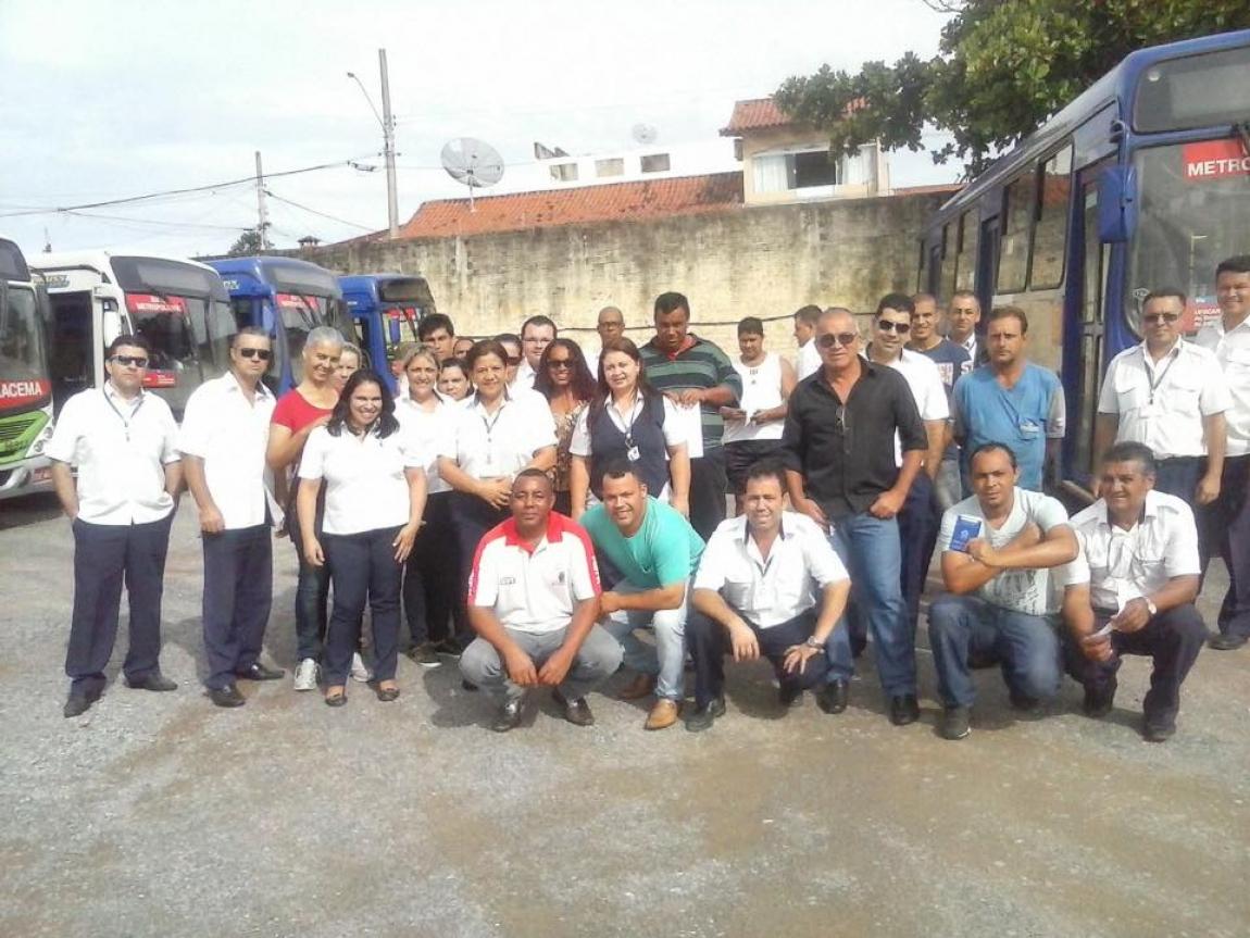 Imagem de Sorocaba: Rodoviários na Piracema entram em greve