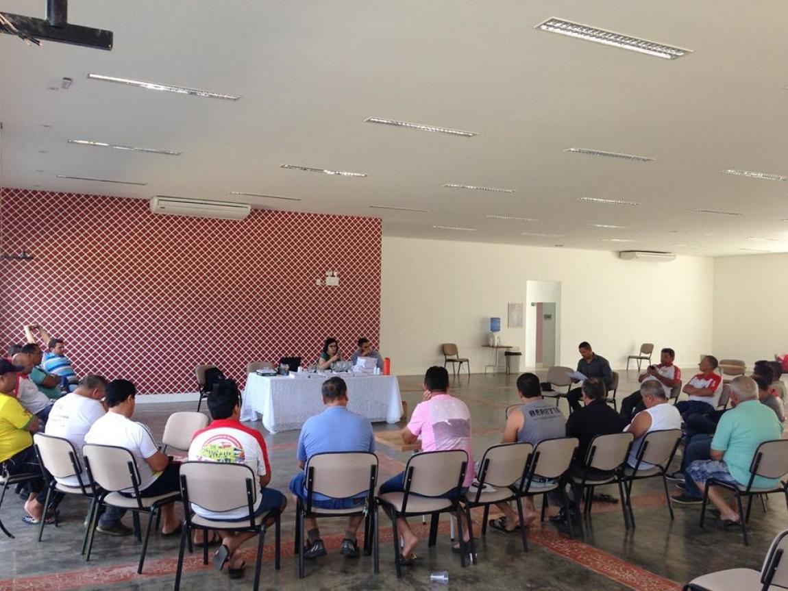 Imagem de Sorocaba: Rodoviários debatem encaminhamentos para Campanha Salarial 2017