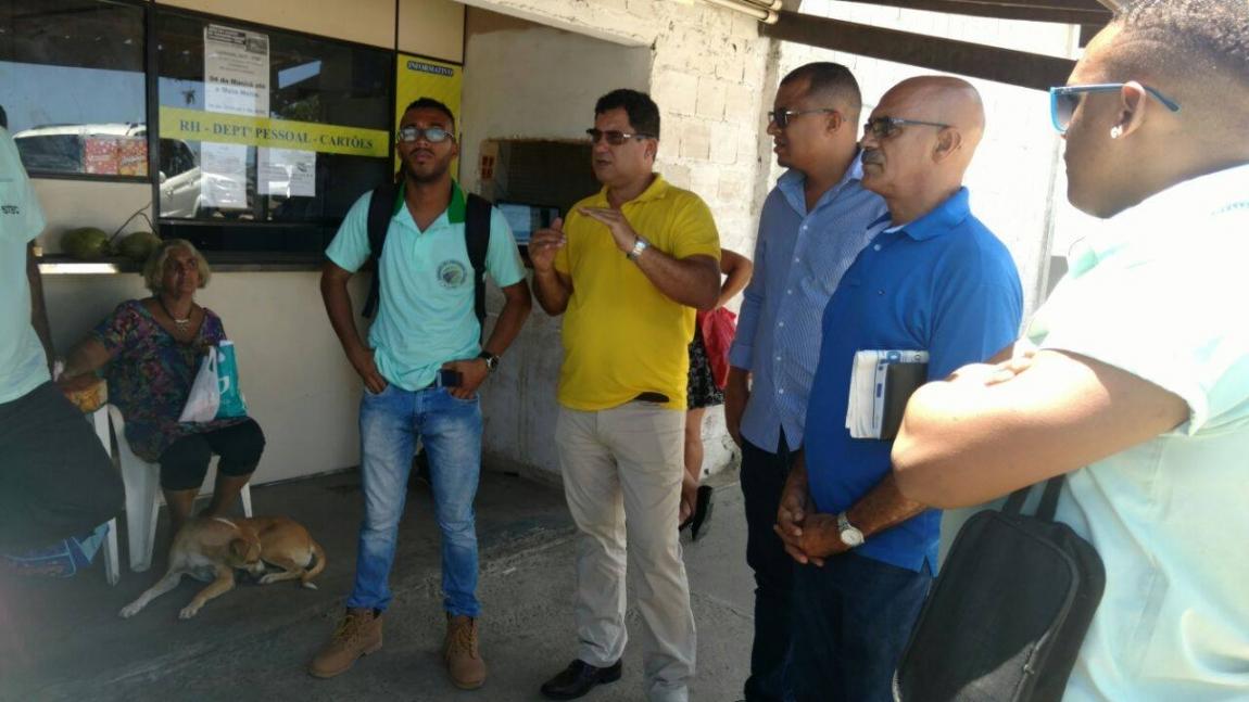 Imagem de Bahia: Sindicato inicia negociação da Campanha Salarial dos rodoviários na STEC