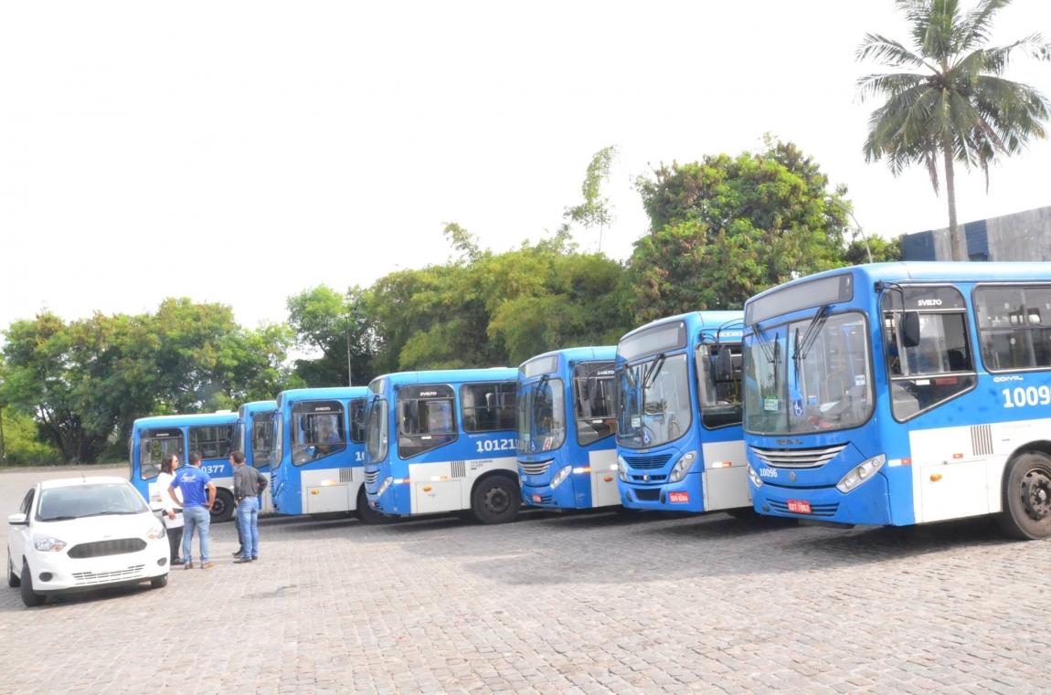 Imagem de Bahia: Justiça confisca 20 ônibus da  Concessionária Salvador Norte