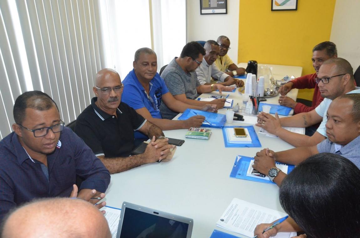 Imagem de Bahia: Rodada de negociação da Campanha Salarial dos rodoviários termina sem avanço