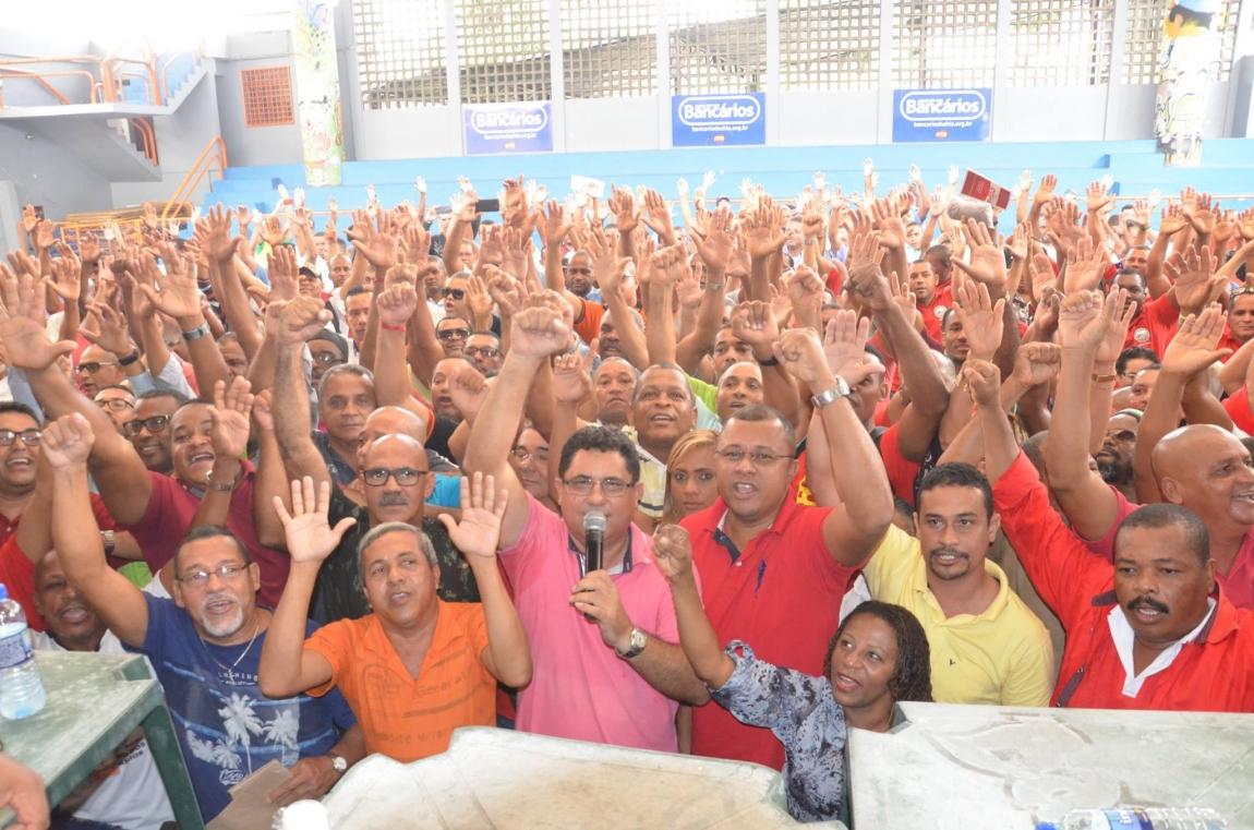 Imagem de Bahia: Rodoviários aprovam greve para terça (23)