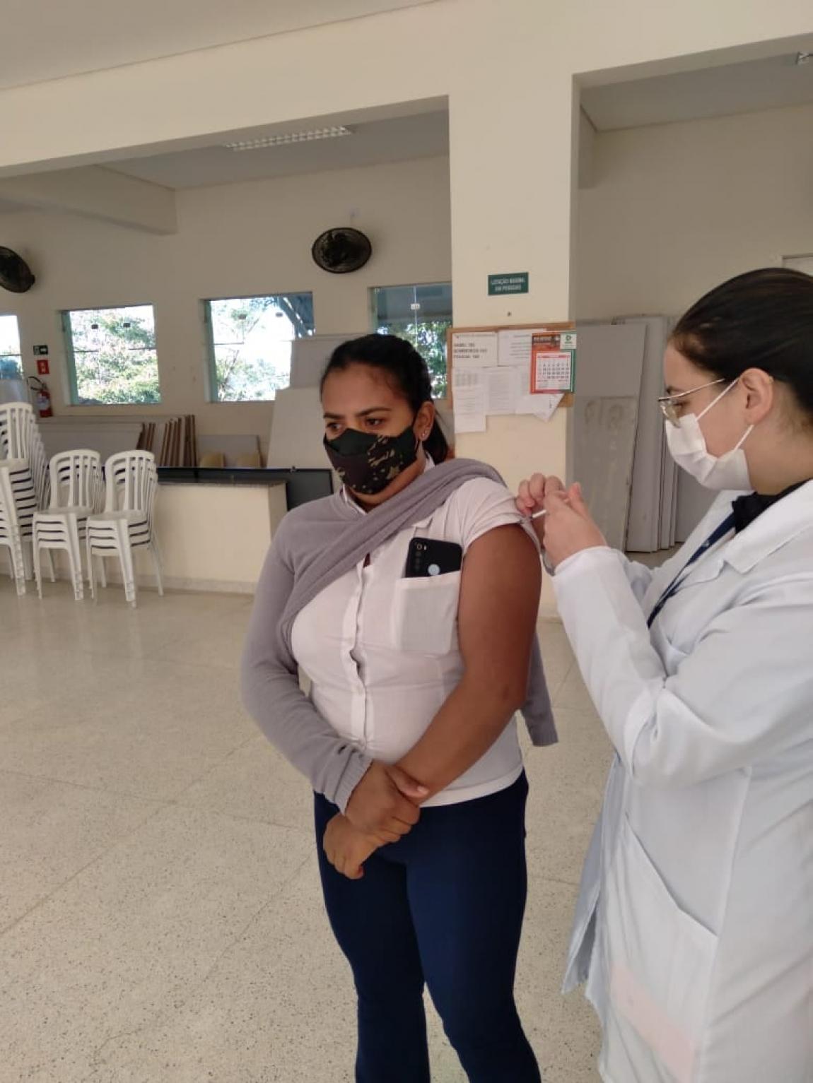 Imagem de Sindicatos rodoviários divulgam vacinação dos trabalhadores em transportes