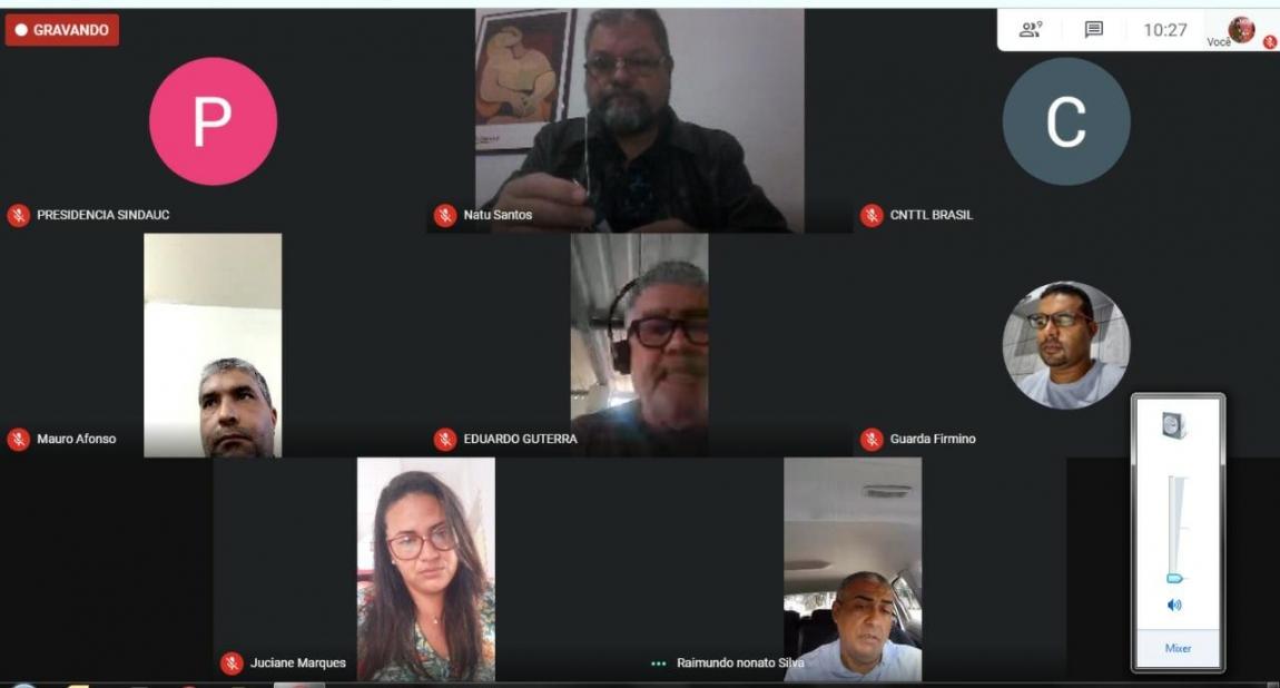 Imagem de CNTTL e FENAMOTO propõem pauta unificada dos entregadores de aplicativo para Rodrigo Maia