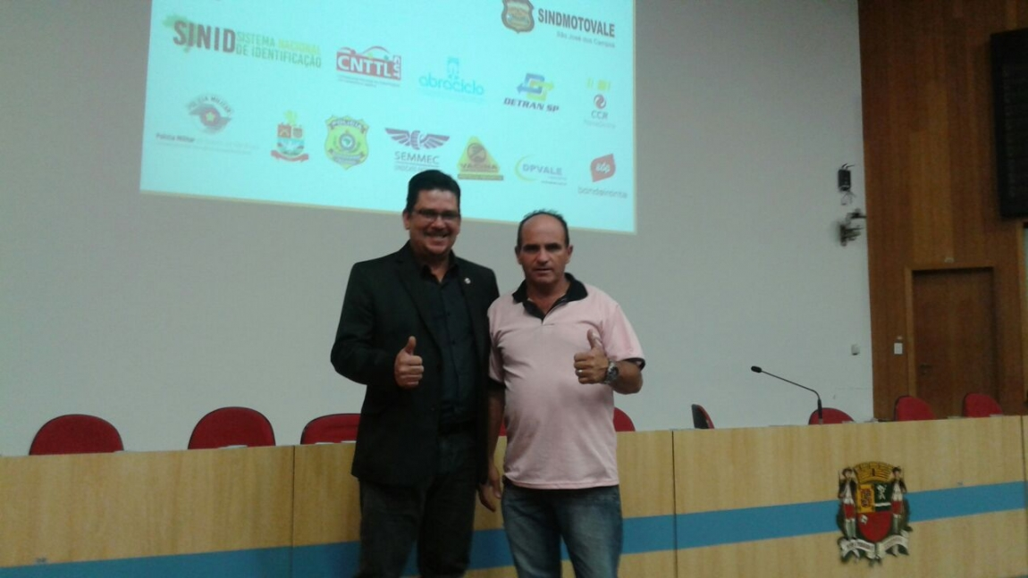Imagem de Vale do Paraíba: Sindmotovale realiza workshop para motociclistas e  ciclistas