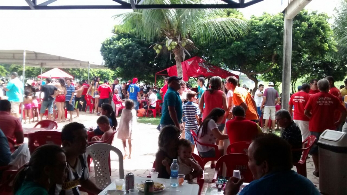 Imagem de RN: Rodoviários comemoram dia da categoria com festa