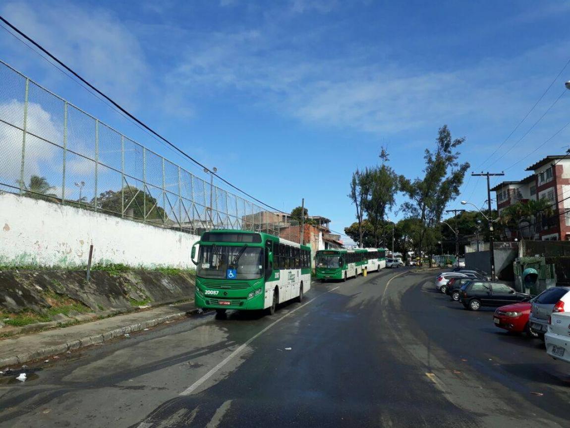 Imagem de Bahia: Rodoviários voltam a circular em Tancredo Neves/Salvador
