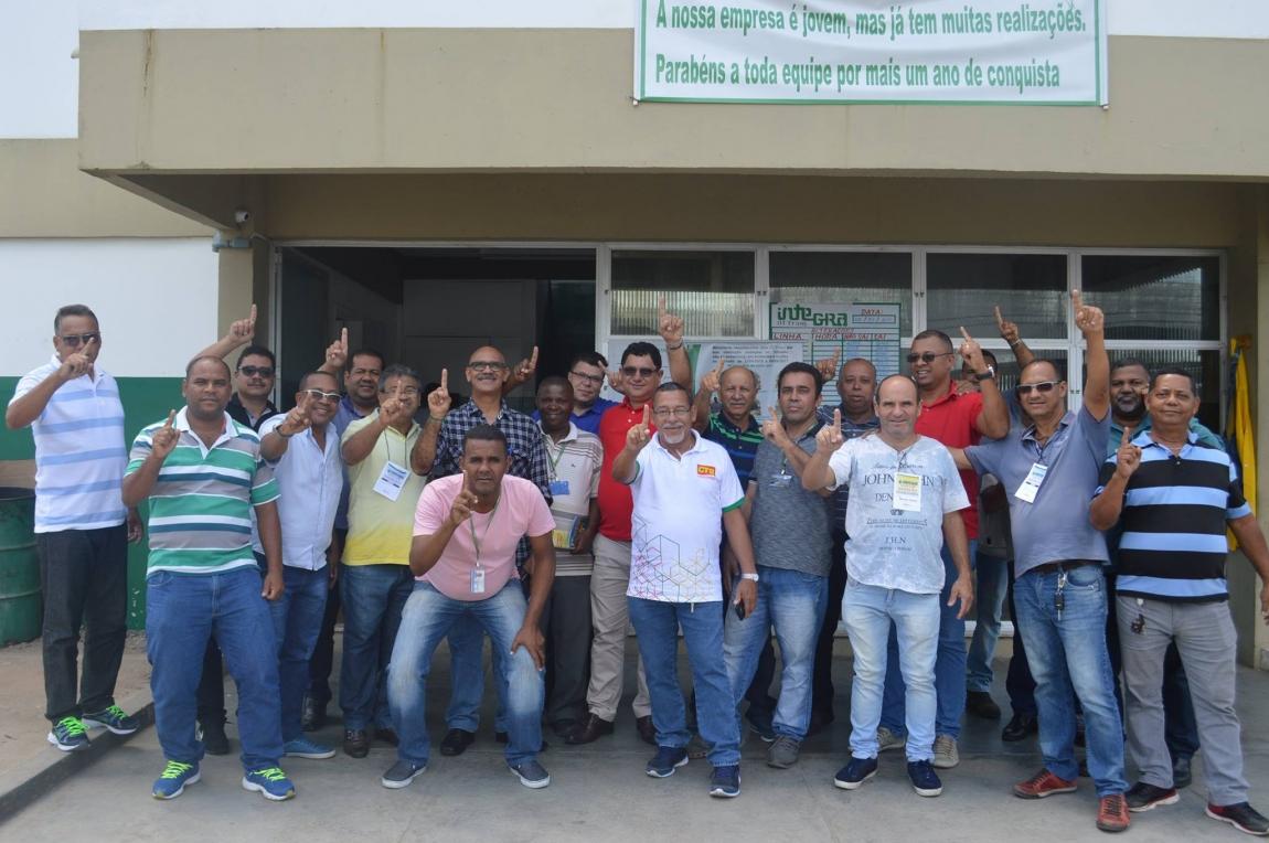 Imagem de Bahia: Rodoviários votam em peso e elegem Chapa 1