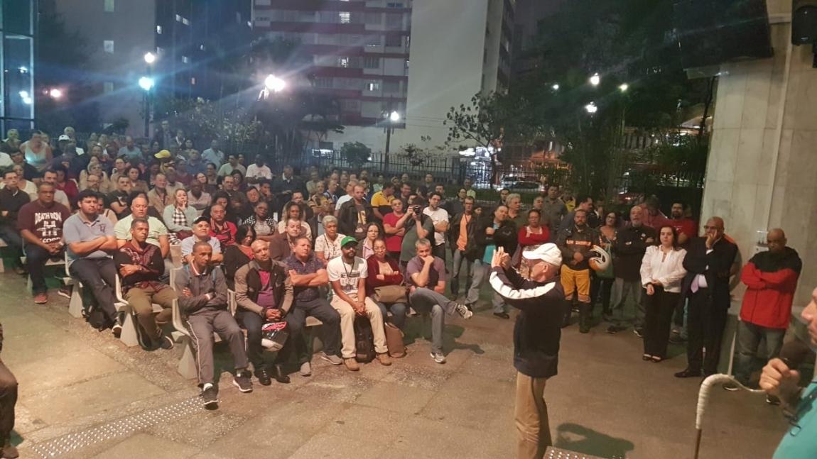 Imagem de São Paulo: CET desrespeita Acordo Coletivo de Trabalho e agentes de trânsito anunciam greve no dia (16)
