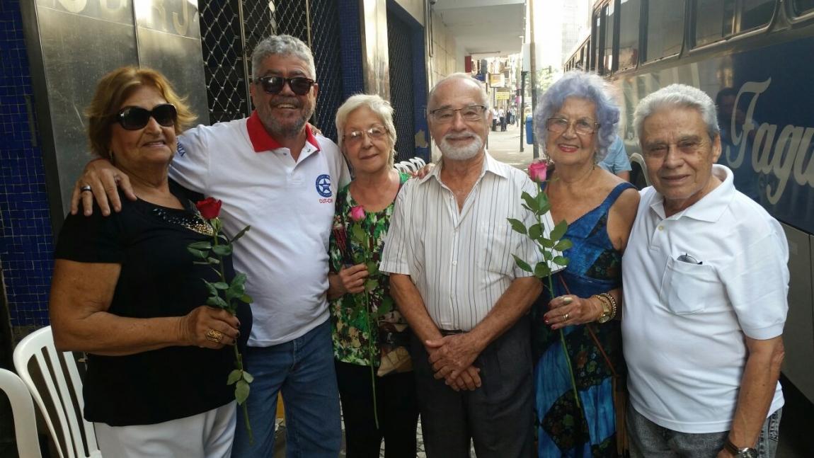 Imagem de Rio de Janeiro: Portuárias recebem homenagem do Dia Internacional das Mulheres