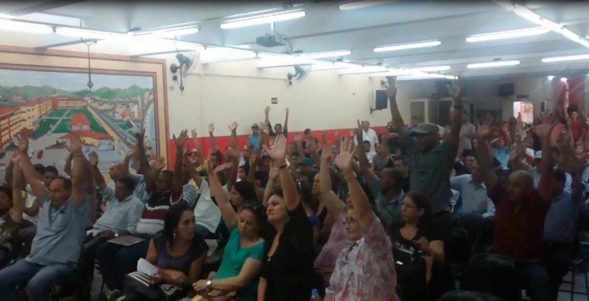 Imagem de ABC: Rodoviários farão assembleia para discutir demissões de trabalhadores