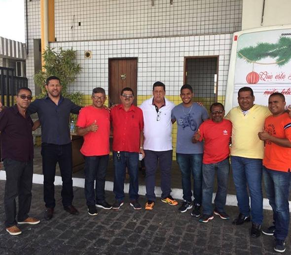 Imagem de Natal: CNTTL parabeniza vitória da Chapa 1 dos Rodoviários