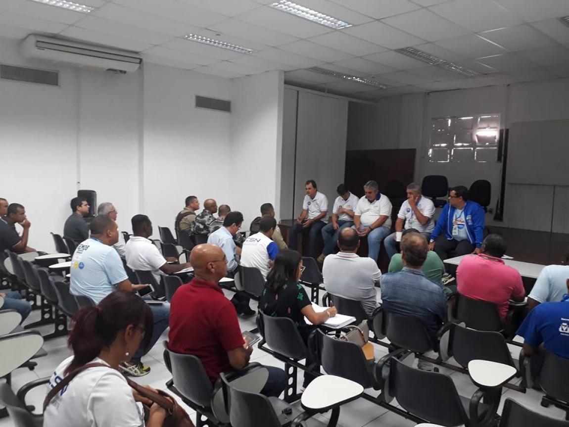 Imagem de Bahia: Rodoviários participam de reunião para relatar problemas na Operação Carnaval