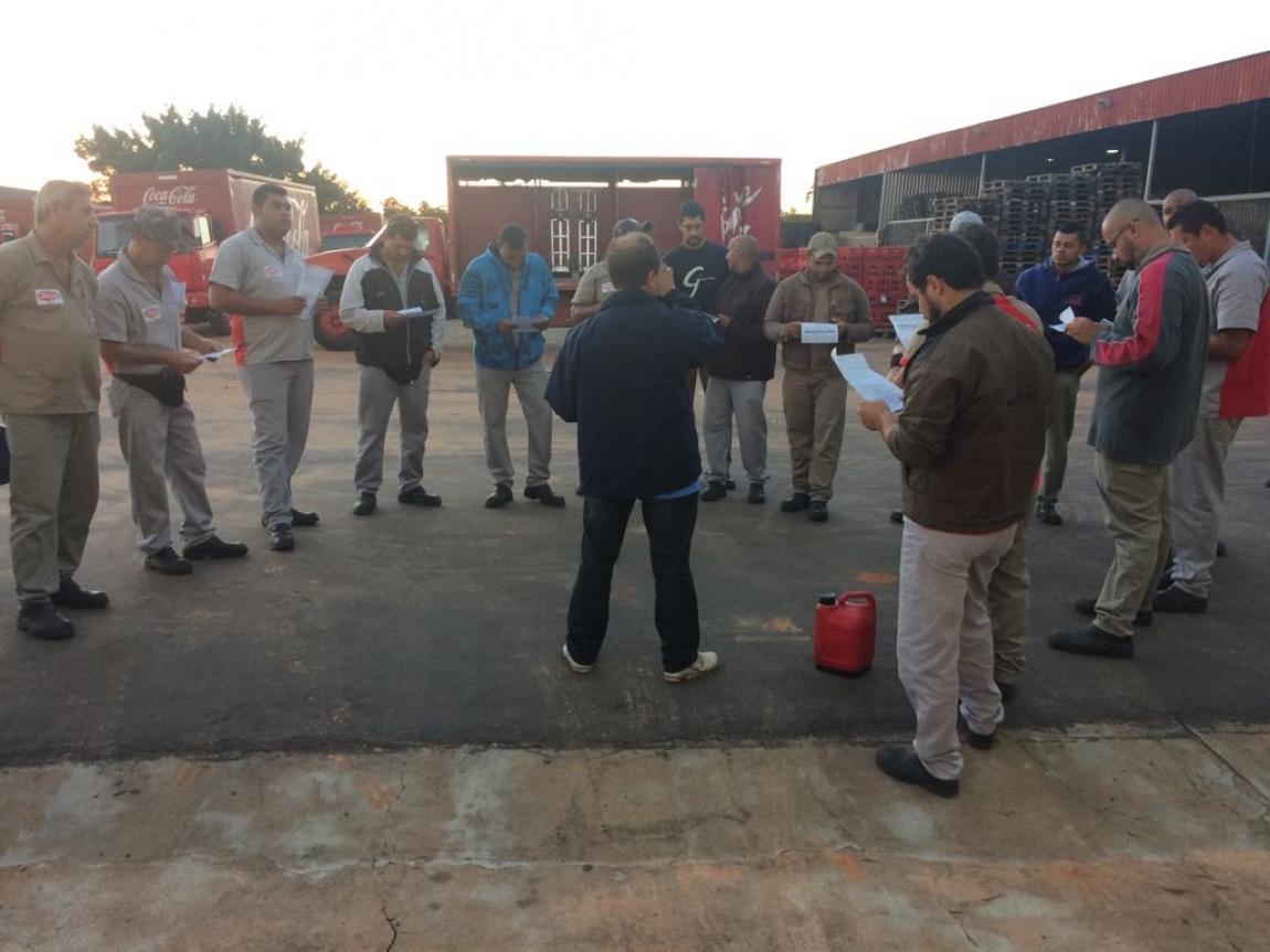 Imagem de Dracena (SP): Condutores nas empresasatacadistas e distribuidoras encerram Campanha Salarial