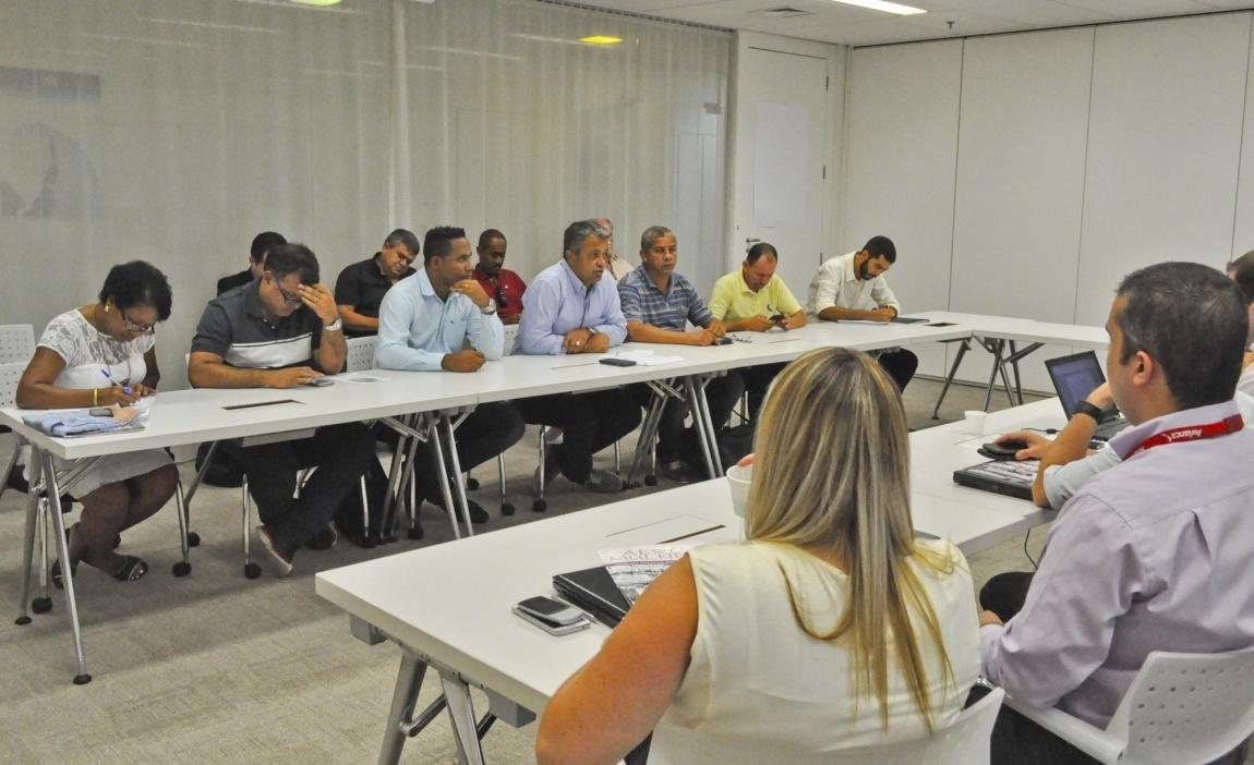 Imagem de SP: FENTAC/CUT e aeroviários concluem segunda reunião da Comissão Paritária com SNEA