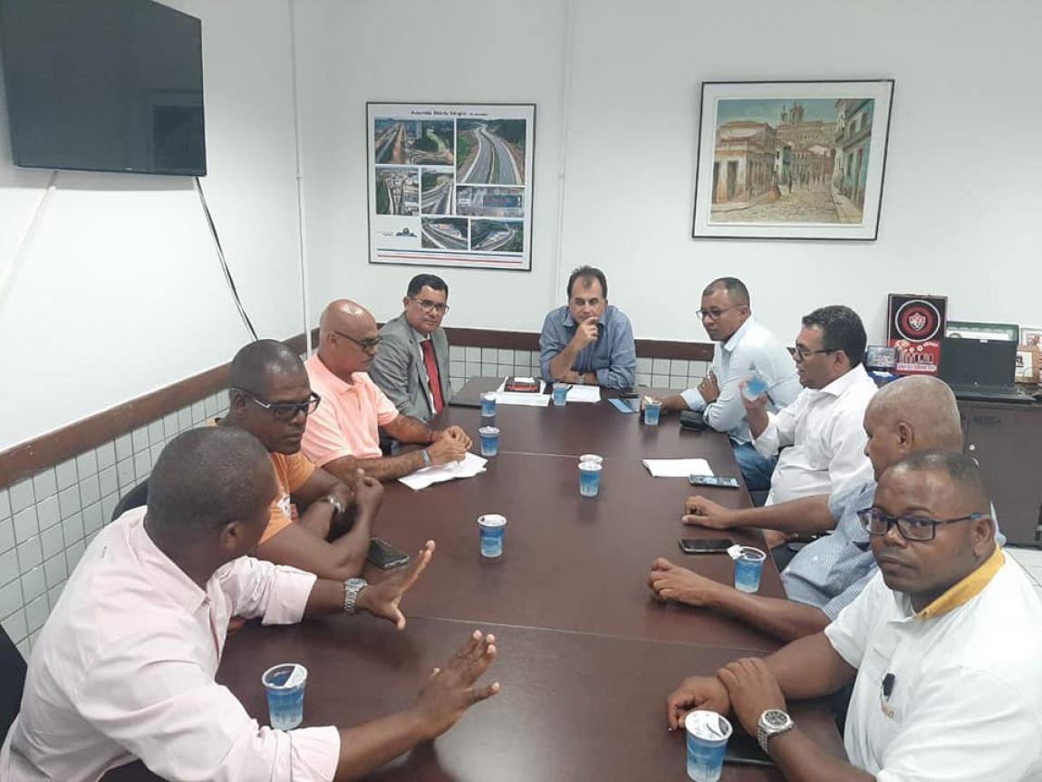Imagem de Bahia: Rodoviários se reúnem com secretário de mobilidade para cobrar melhorias para a categoria