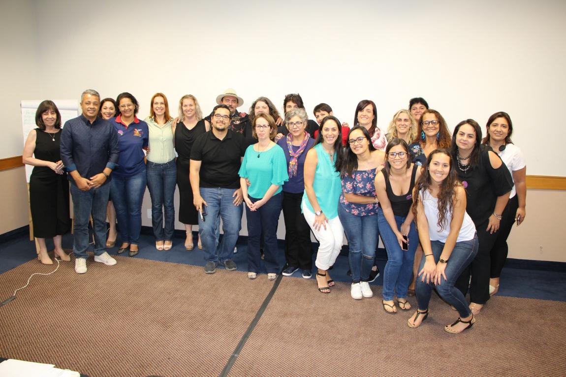 Imagem de Mulheres sindicalistas do setor de transportes do Brasil, Peru e Argentina debatem no 2º Treinamento da ITF combate à violência doméstica