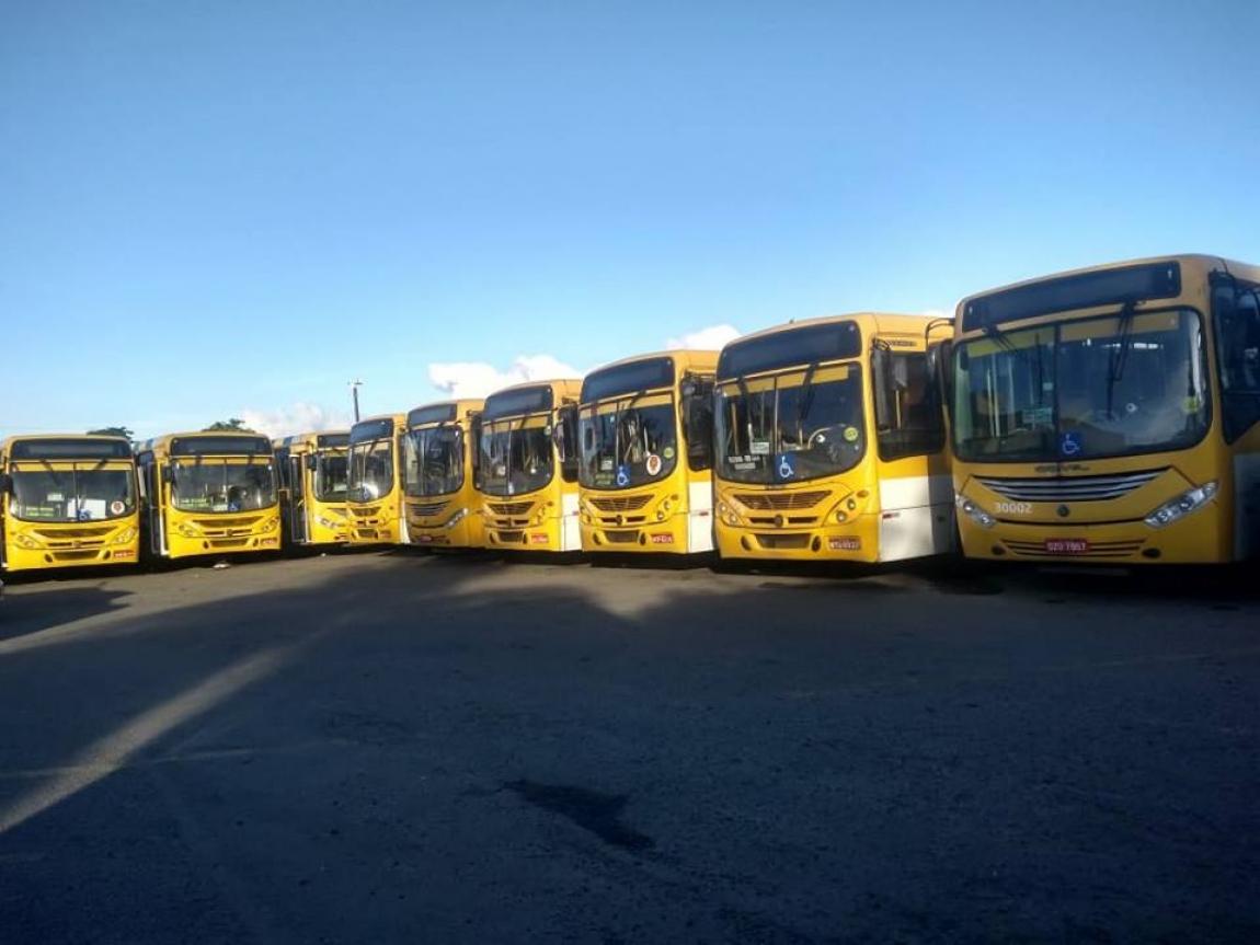 Imagem de Bahia: Com domingo sem ônibus, rodoviários alertam para impasse nas negociações da Campanha Salarial