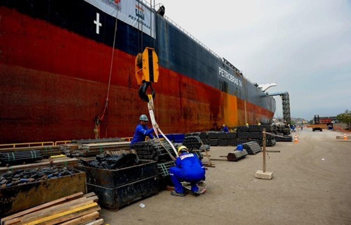 Imagem de Regulamentada concessão de benefício a portuários avulsos