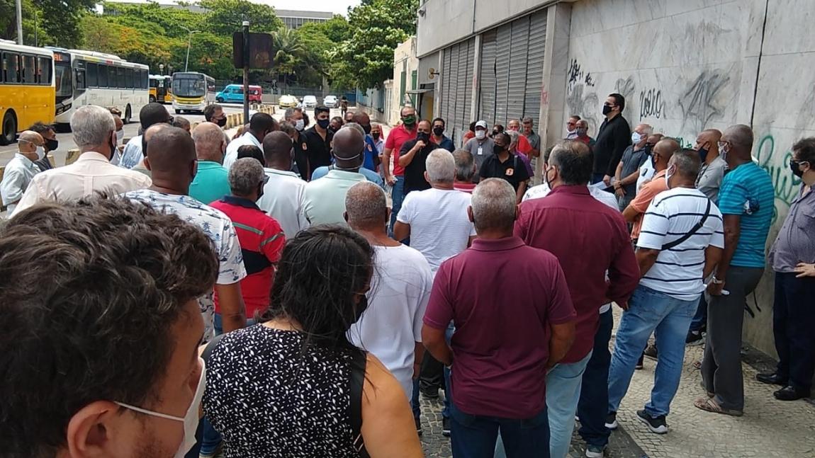 Imagem de Transferência arbitrária da CBTU-RIo para Brasília é suspensa pela Justiça