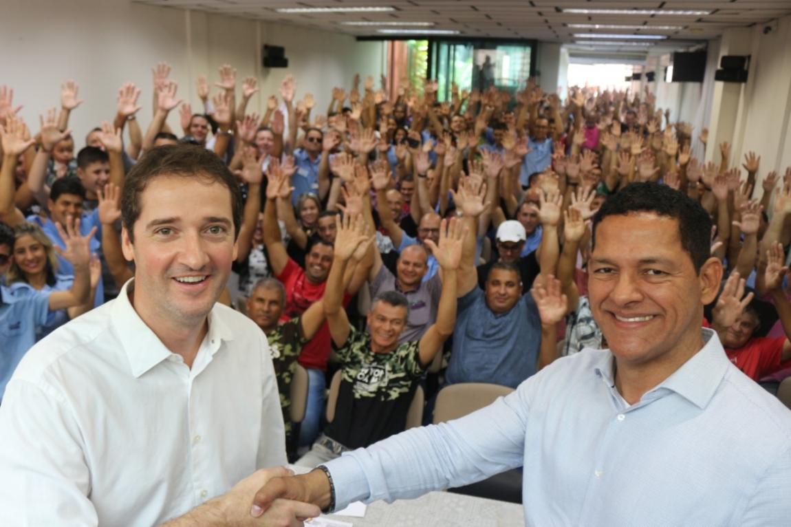 Imagem de Sorocaba: Trabalhadores em transportes aprovam pré-candidatura de Paulinho a vice-prefeito da cidade