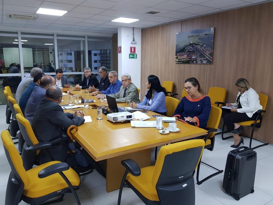 Imagem de Brasília: Portuários se reúnem com secretário de Portos para debater situação do Portus