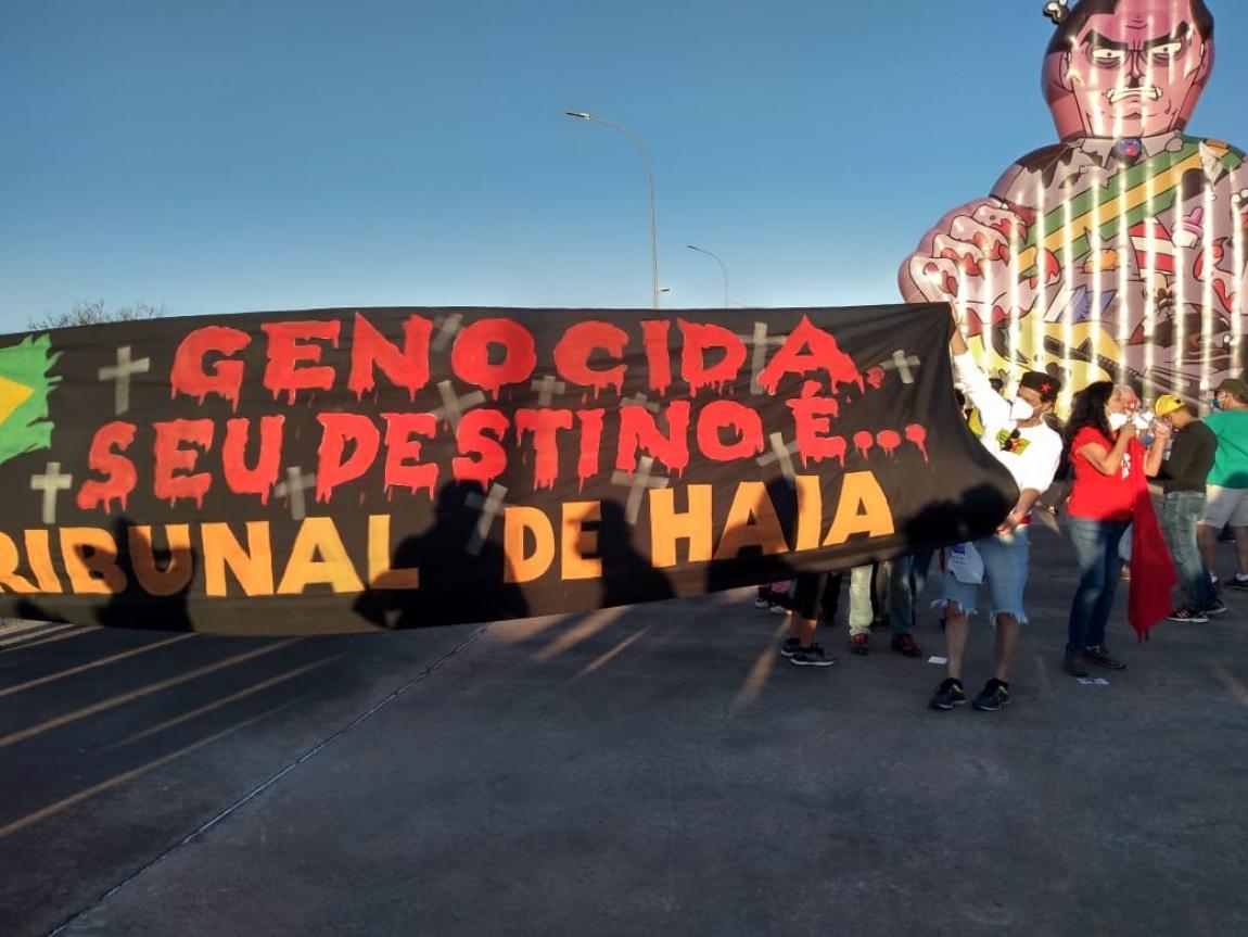 Imagem de Manifestações contra Bolsonaro mostram o tamanho do sofrimento pelas perdas, diz pesquisadora