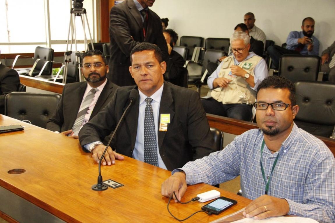 Imagem de Brasília: CNTTL participa de Audiência Pública para debater o Piso Mínimo de Frete