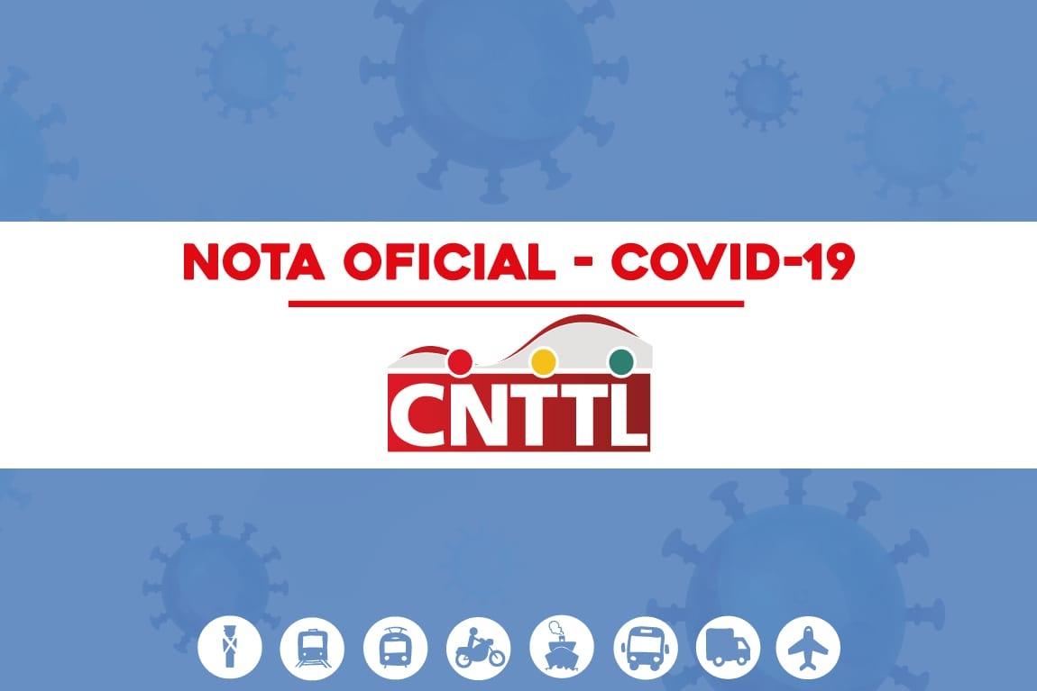 Imagem de CNTTL divulga medidas de proteção à saúde e aos empregos dos trabalhadores em transportes