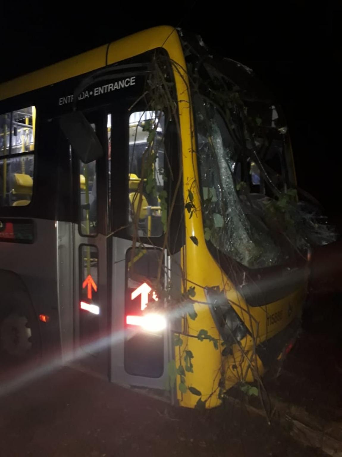 Imagem de CNTTL repudia violência covarde contra motorista de ônibus de Brasília e cobra mais segurança nos coletivos