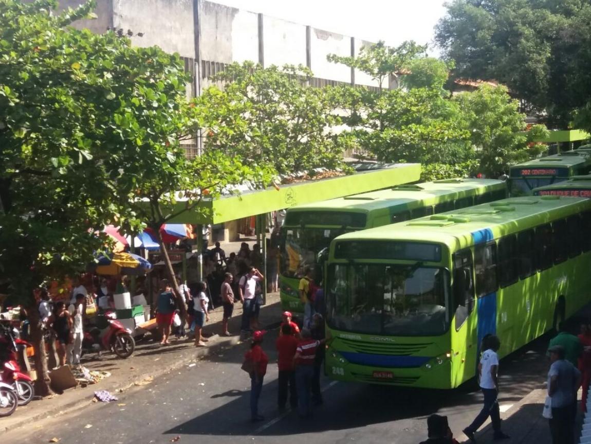 Imagem de #Greve Geral: Rodoviários no Piauí aderem em peso ao Dia Nacional