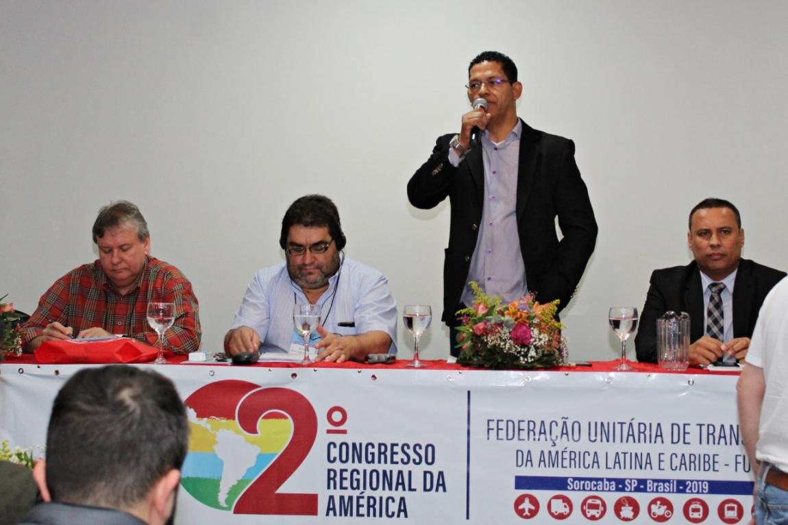 Imagem de #2ºCongresso – CNTTL fará parte da nova Direção da FUTAC