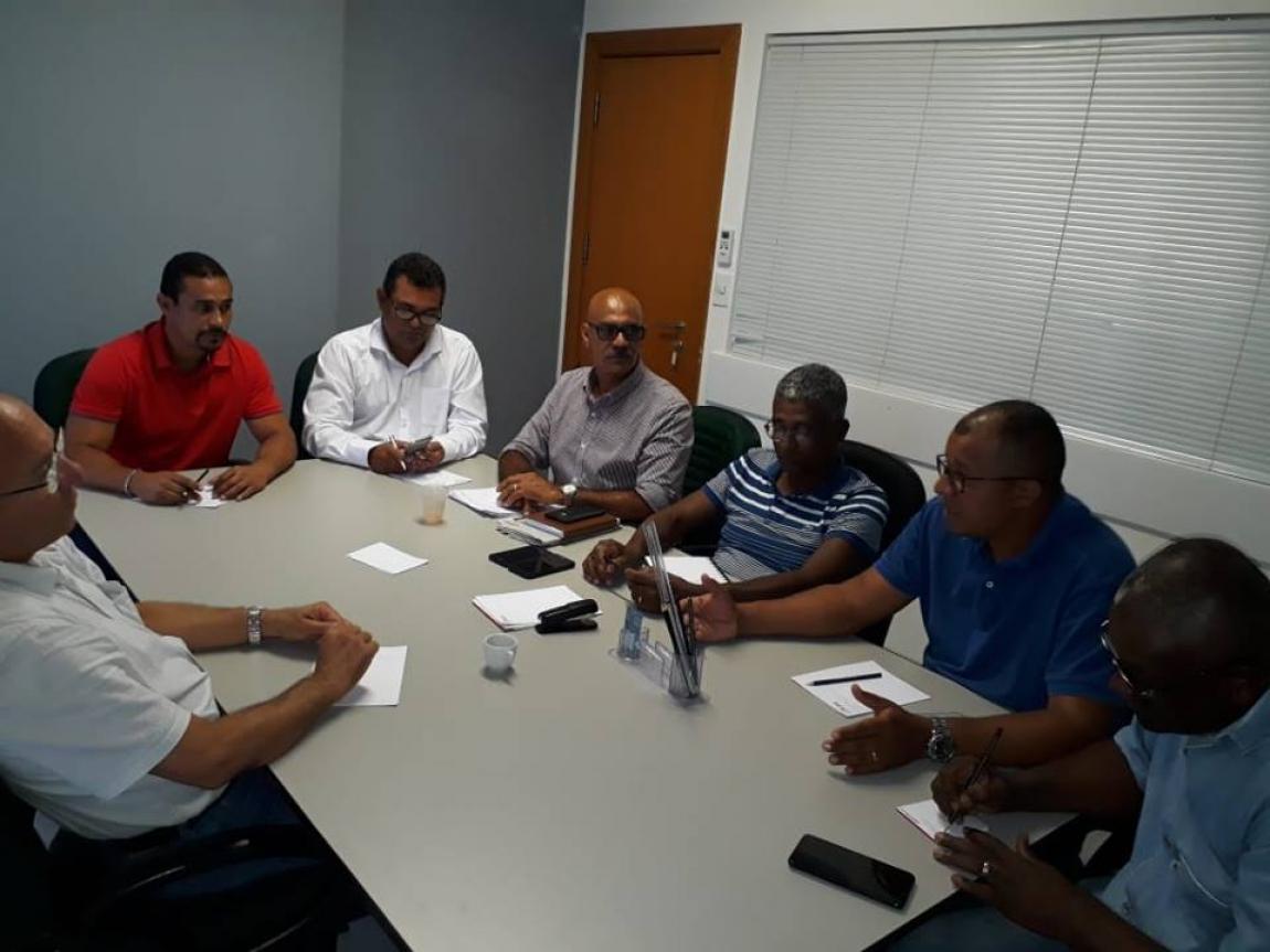 Imagem de Bahia: Rodoviários realizam reunião com empresas para tratar sobre gratificação de Carnaval
