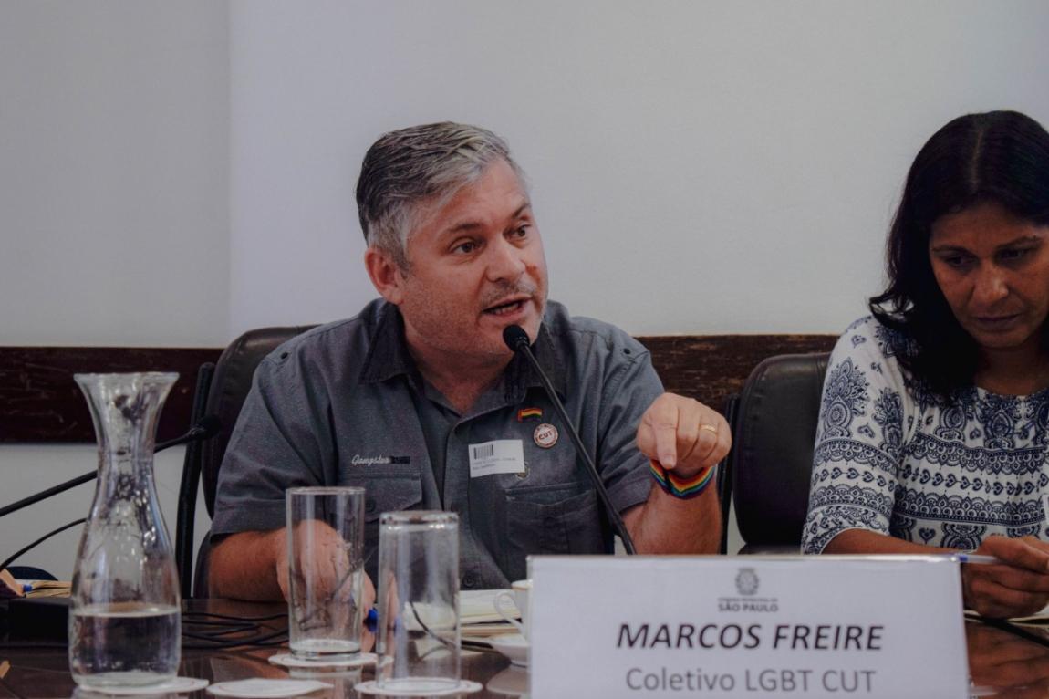 Imagem de São Paulo: Comissão discute mobilidade e segurança da população LGBTQI+