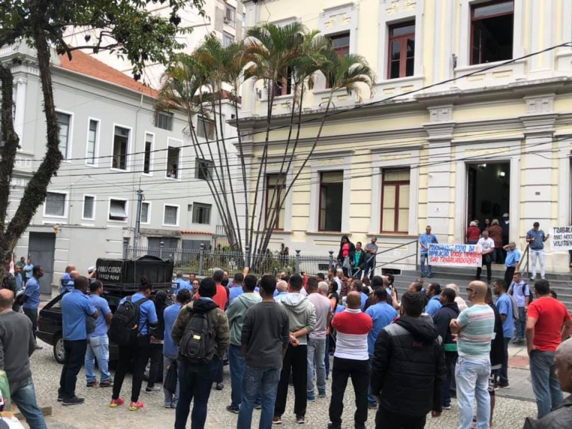 Imagem de Juiz de Fora (MG): Rodoviários realizam assembleias para definir rumo da Campanha Salarial