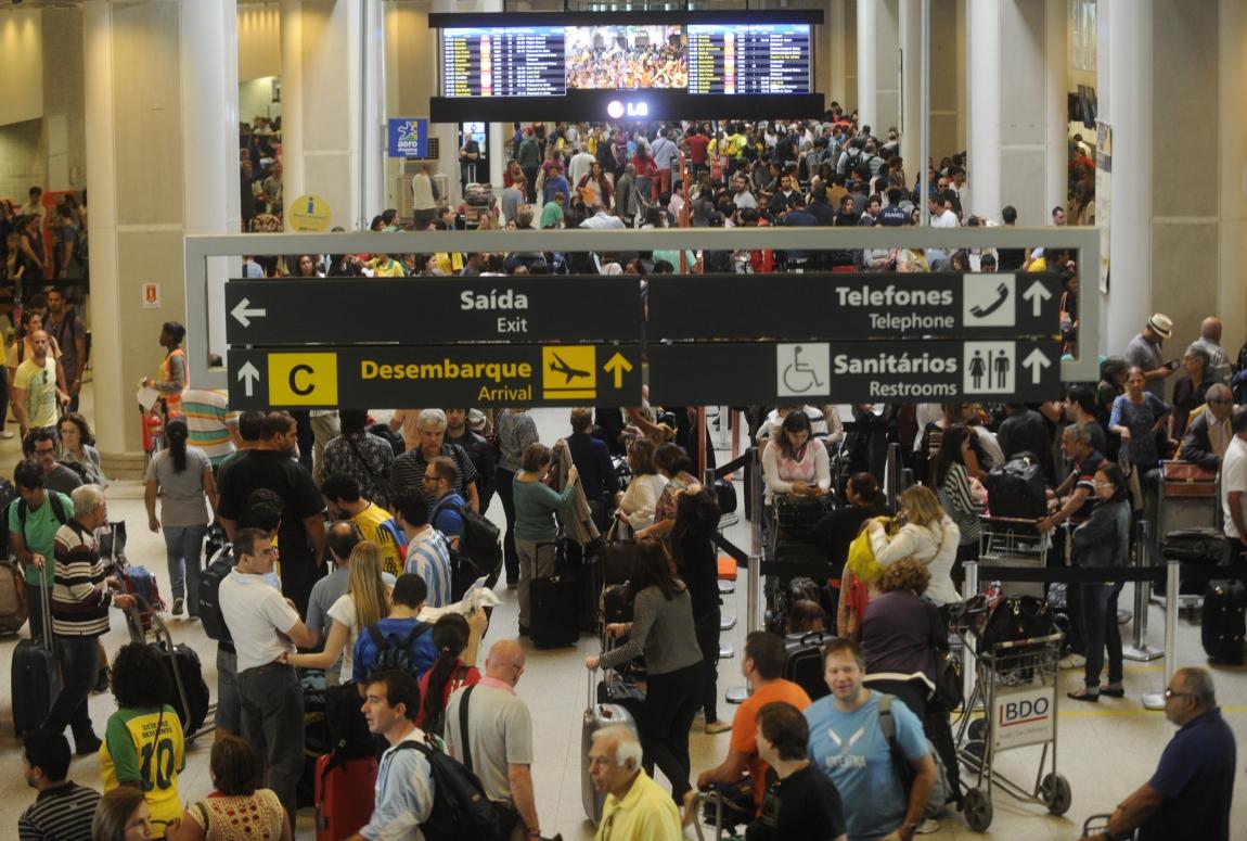 Imagem de ANAC: Brasileiros andavam mais de avião nos governos de Lula e Dilma
