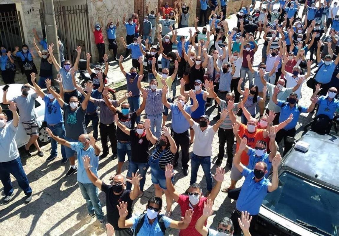 Imagem de Sorocaba: Rodoviários aprovam em assembleia acordo negociado entre Sindicato e empresas