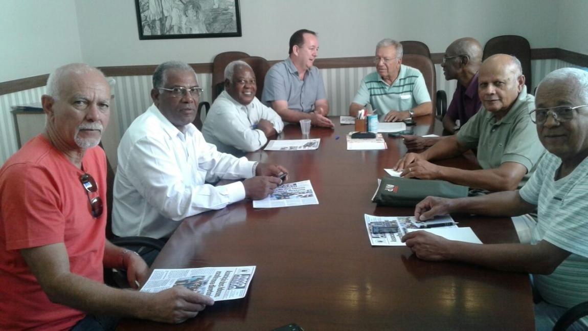 Imagem de CNTTL participa de reunião com a Federação dos Aposentados da CUT