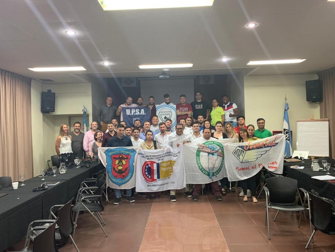 Imagem de Encontro ITF: Modelo argentino de sindicalismo está muito à frente do brasileiro, avaliam jovens sindicalistas