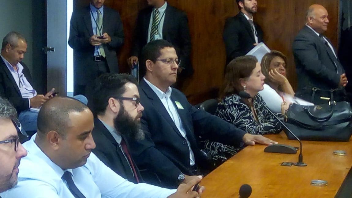 Imagem de Brasília: CNTTL participa de nova audiência pública para debater MP do Frete Mínimo para caminhoneiros