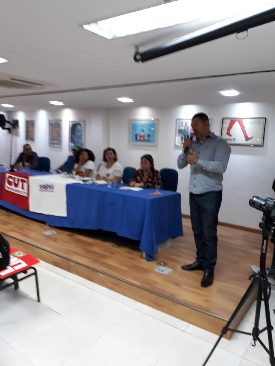Imagem de CNTTL participa de Plenária Interestadual para definir mobilizações em agosto