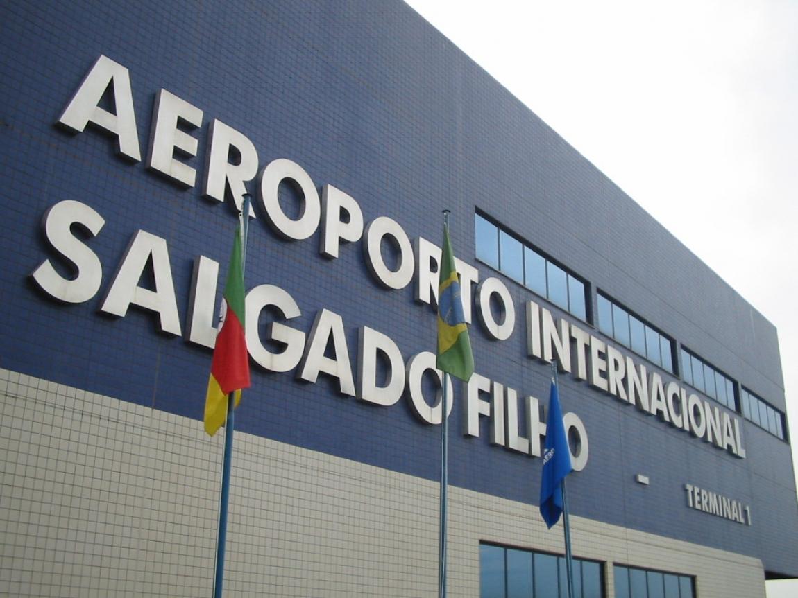 Imagem de Porto Alegre: Aeroviários, aeronautas e aeroportuários farão ato em defesa de segurança nesta quinta (16)