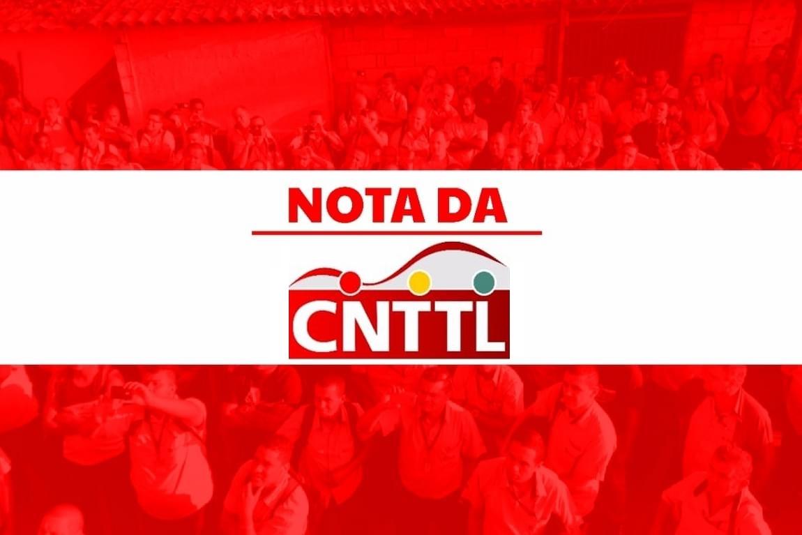 Imagem de CNTTL conclama os trabalhadores e trabalhadoras em transportes para manter a unidade e resistência contra os retrocessos de Bolsonaro