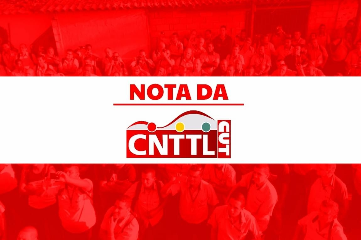 Imagem de CNTTL/CUT aprova moção de repúdio contra presidente da CUT Bahia e pede seu afastamento imediato
