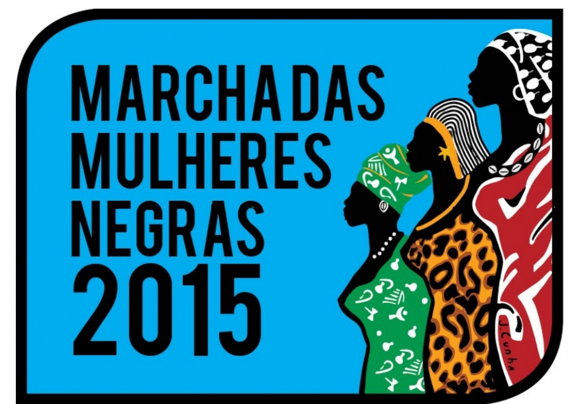 Imagem de Brasília: CNTTL/CUT participa da Marcha das Mulheres Negras